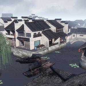 《Special Force 2》夏季中國風 新增地圖「古鎮」