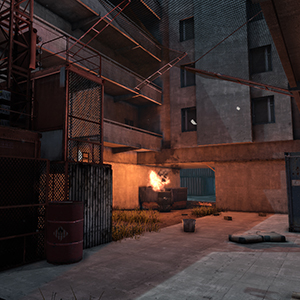 《Special Force II》8月新增地圖「廢棄工地」獵殺模式