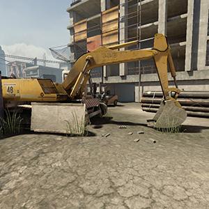 《Special Force 2》死鬥模式新增地圖「廢棄工地」