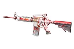《SF Online》復仇之王 「血紅獨角M4A1」 浴血萬惡重生