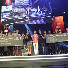 《2016SFWC》第八屆SF世界盃 SF2項目台灣拿下世界冠軍!