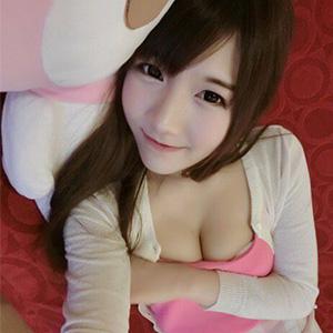 這泰國妹童顏巨乳實在「泰正點」