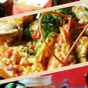 漫步在八里左岸~偶遇超有氣氛的異國餐廳「亞米小鎮」!
