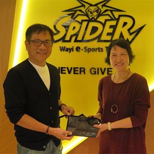 直擊!真理大學參訪「SPIDER專業電子競技學院」
