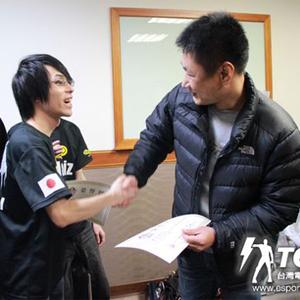 《超級強者擂台賽》強悍的日本武士Rylaiz賽後訪問!